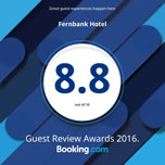 booking dot com award logo 2016